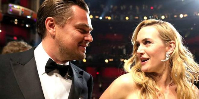 does Kate Winslet and Leonardo Dicaprio got married?