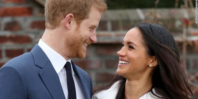 Prince Harry and Meghan Markle make the first appearance after getting engaged