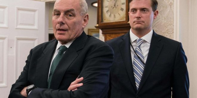 John Kelly resign