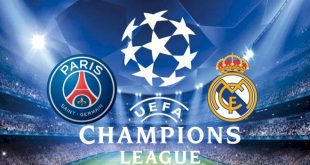 Death battle: Real Madrid v Paris Saint-Germain