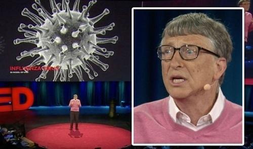 Bill Gates Coronavirus Ted Talk