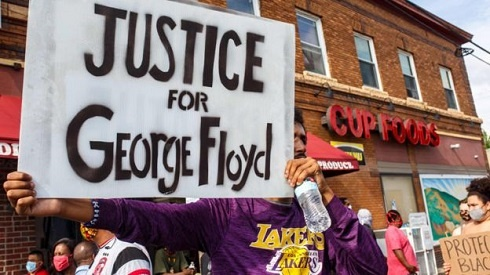 George Floyd Protest